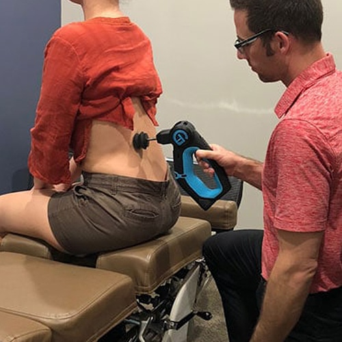 Chiropractor Concord NC Scott Saario Adjustment